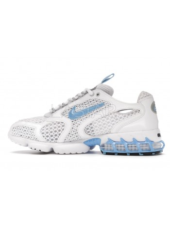 Nike Air Zoom Spiridon Cage 2 White University Blue CD3613-100