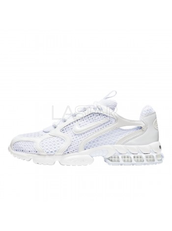 Nike Air Zoom Spiridon Cage 2 Triple White CJ1288-100