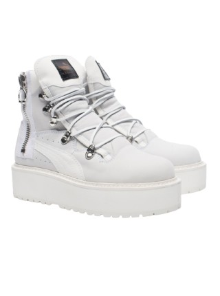 Puma X Fenty by Rihanna Sneaker Boot White