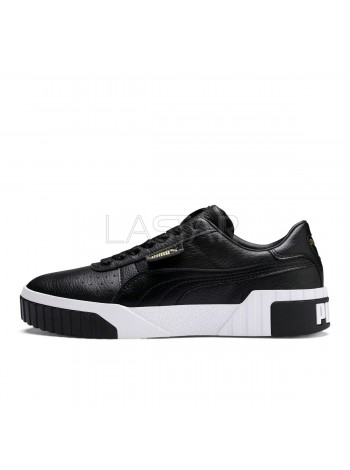Puma Cali Leather Black