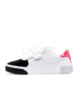 Puma Cali Remix White Black 369968-02