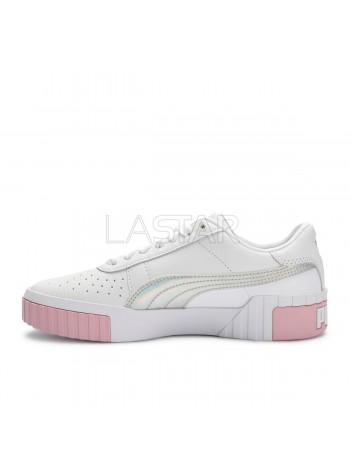 Puma Cali White Silver 370805-02