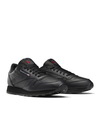 Reebok Classic Leather Black 116