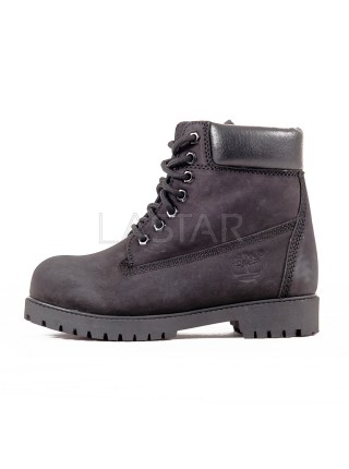 Timberland Classic Premium 6-Inch Boots In Black