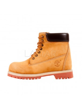 Timberland Classic Premium 6-Inch Boots In Yellow