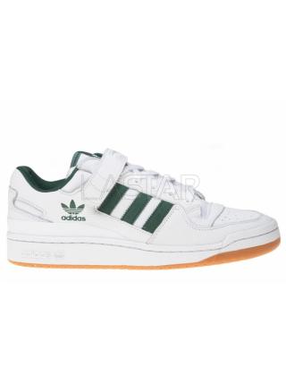 Adidas Forum White Green AQ1261