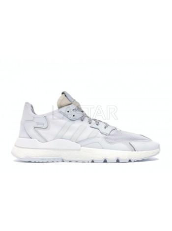 Adidas Nite Jogger Triple White BD7676