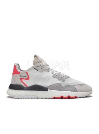 Adidas Nite Jogger White Shock Red F34123