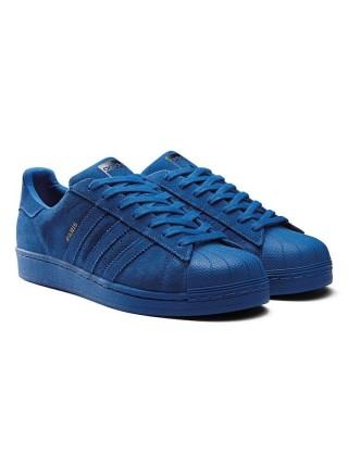 Adidas Superstar 80s City Series Paris Blue