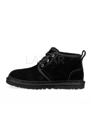 UGG Neumel Suede Boot Black
