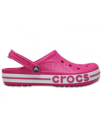 CROCS Bayaband Clogs Candy Pink / Carnation