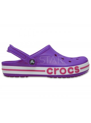 CROCS Bayaband Clogs Purple / Pink