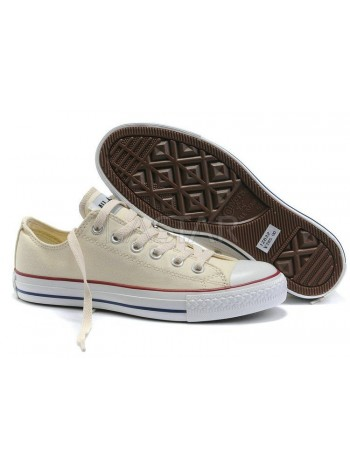 Converse Chuck Taylor All Star Low Light Yellow