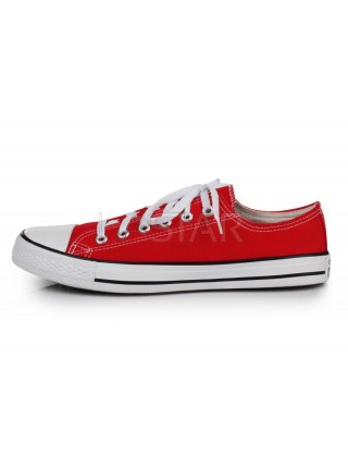 Converse Chuck Taylor All Star Low Red