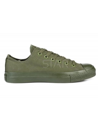 Converse Chuck Taylor All Star Low Mono Green