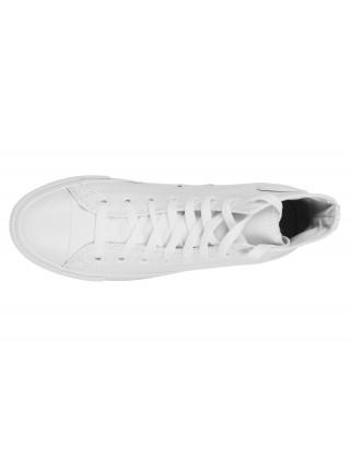 Converse High Leather White