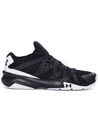 "Under Armour Charged Phenom 2 ""Black White"""