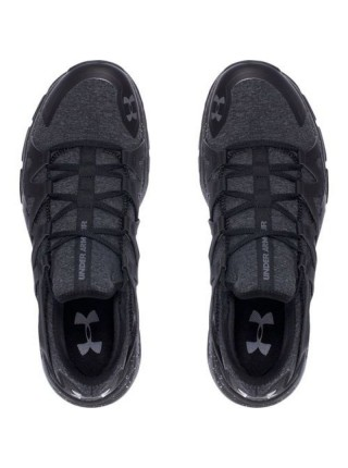 "Under Armour Charged Phenom 2 ""Black Grey"""