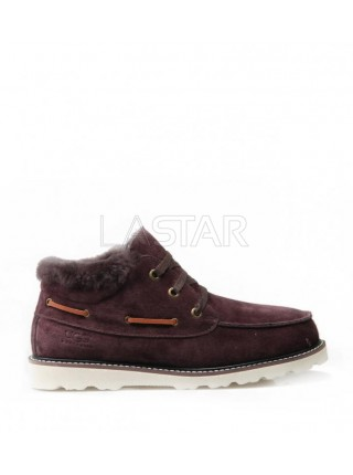 UGG David Beckham Suede Boot Chocolate