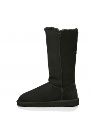 UGG Classic Tall Bailey Button Triplet Black