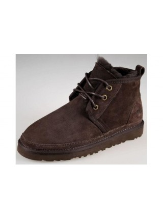 UGG Neumel Suede Boot Chocolate