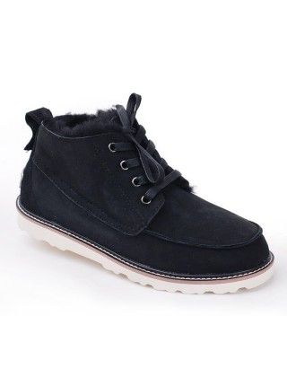 UGG David Beckham Suede Boot Black